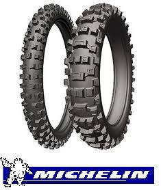 Cubierta 100-90-19 57R Michelin Cross AC10 TT