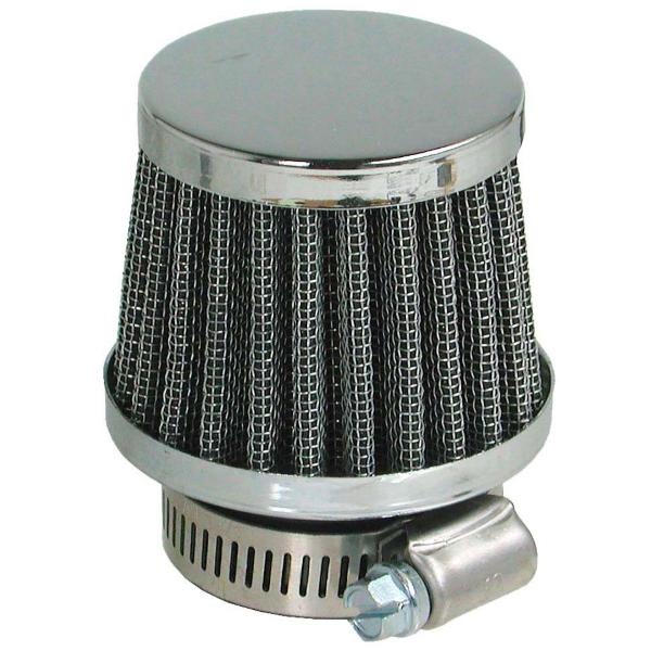 Filtro Potencia RVM 38mm Recto Metal Corto