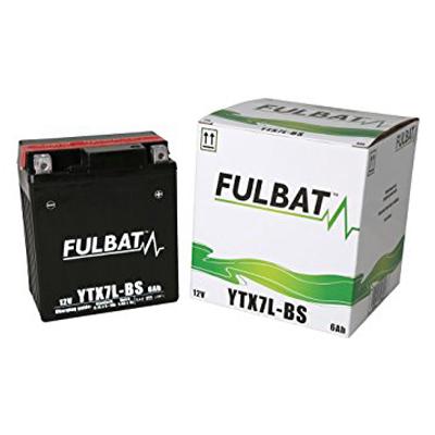 Batería Fulbat YTX7L-BS C/Acido
