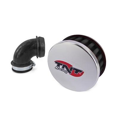 Filtro Potencia TNT 28-35mm 90º Corto Negro Espuma