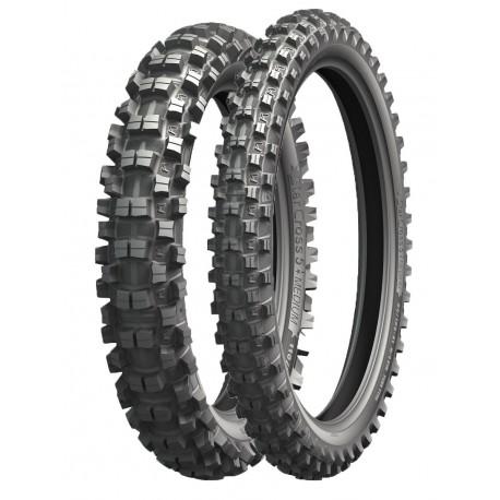 Cubierta 110-100-18 64M Michelin Starcross 5 Medium R TT