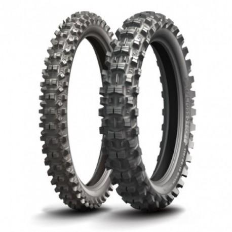 Cubierta 110-100-18 64M Michelin Starcross 5 Soft R TT