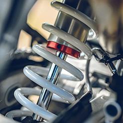Amortiguadores de Moto