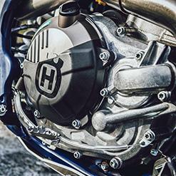 Despiece de Motor de Moto