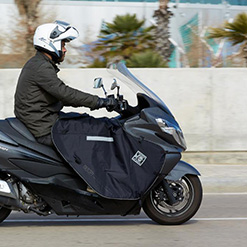 Mantas y Manoplas de Moto