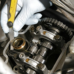 Motor de Arranque para Moto