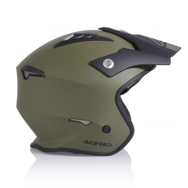 Casco Acerbis Jet Aria Verde