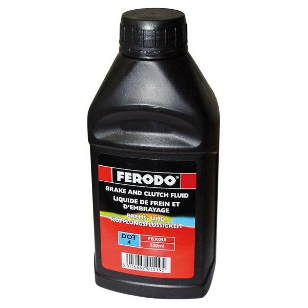 Aceite Ferodo Líquido Frenos DOT4 0.5L